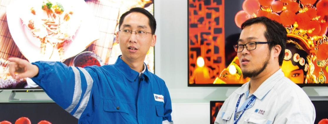 BOE and Air Liquide China Electronics, a Long-Term Cooperation on Safety Management