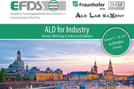 EFDS European Society of Thin Films conference in Dresden