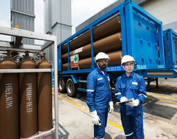 Bulk Gases Supply Solutions