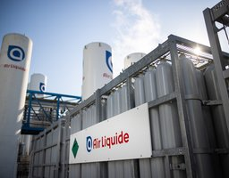 Air Liquide Bulk gases supply solutions Trucks high purity products