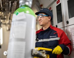 Air Liquide Electronics TGCM Total Gas and Chemical Management