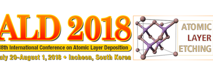 ALD 2018 conference Atomic Layer Deposition Air Liquide Electronics
