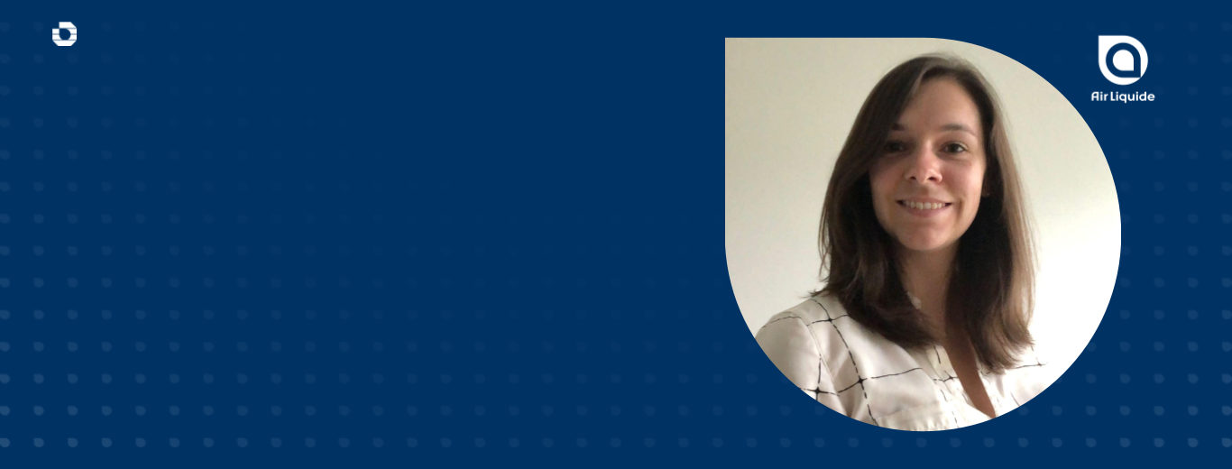Meet Sarah Electronics Account Manager Talents Virginia Air Liquide